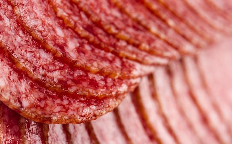 Salmonellen Verdacht bei Salami