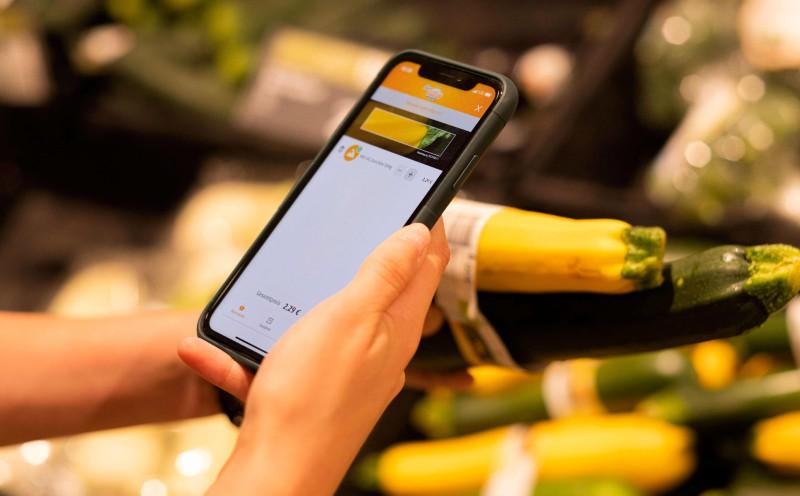 Self-Scanning per Smartphone