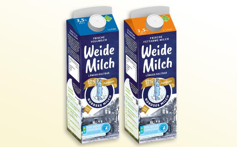 Kaufland: Tierschutzlabel bei Frischmilch