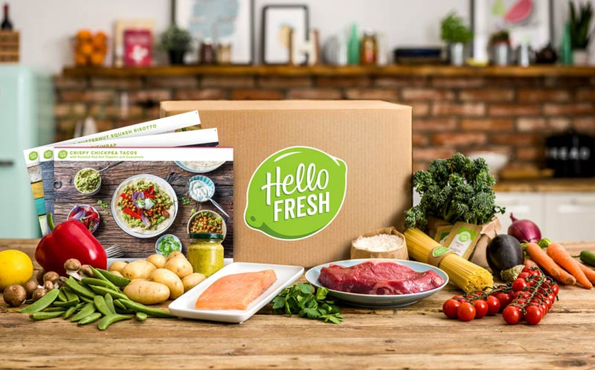 Hellofresh boomt