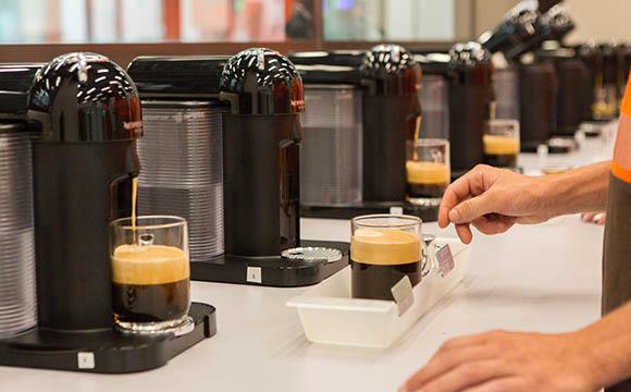 Nestlé Nespresso: Vertuo-Produktion wird ausgebaut
