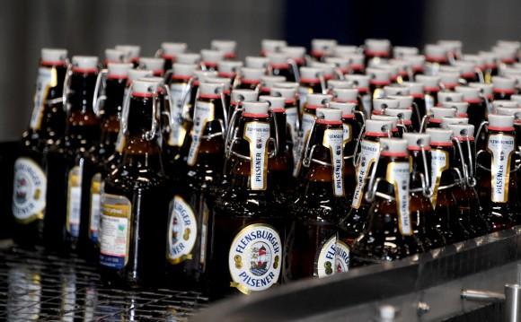 Flensburger Brauerei: Knackt Absatzmarke