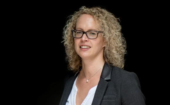 Anne Schumacher leitet Kompetenzfeld Ernährung