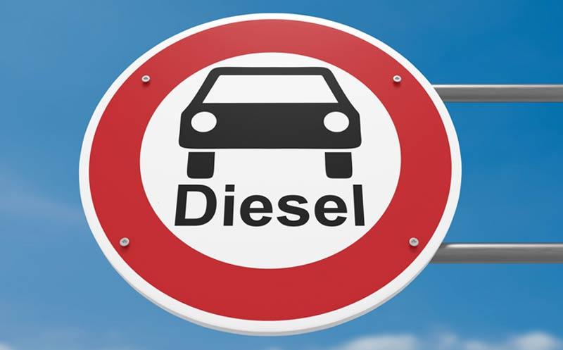 Diesel-Fahrverbot: Hamburg macht den Anfang