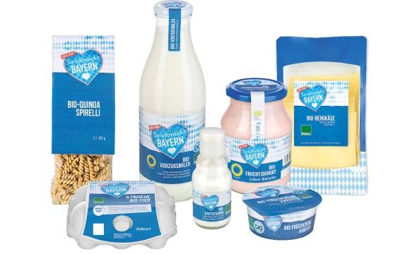 120 Produkte aus der bayrischen Region