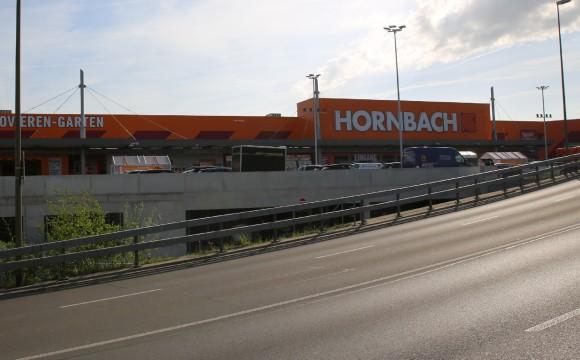 Hornbach setzt auf Online