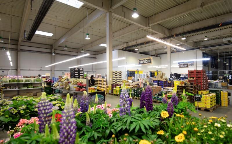 Landgard: Erfolgreiche Eröffnung des ersten Frischemarktes Obst & Gemüse
